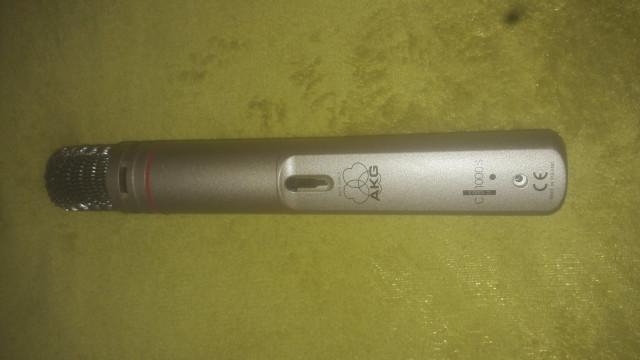 Autentico micrófono Condensador C1000S MK2