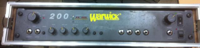 Warwick Amp Head 200