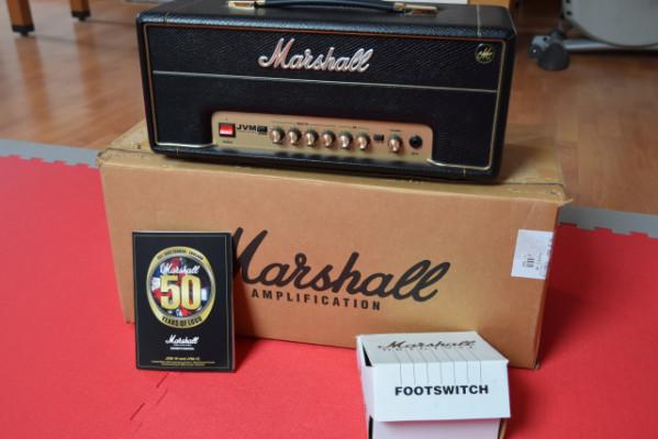 Marshall Custom Tatoo JVM1H