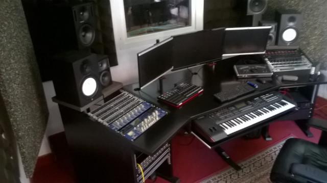 Mesa de Estudio y Producción