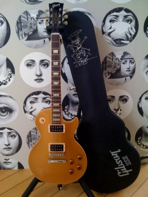 Gibson Les Paul Slash Goldtop