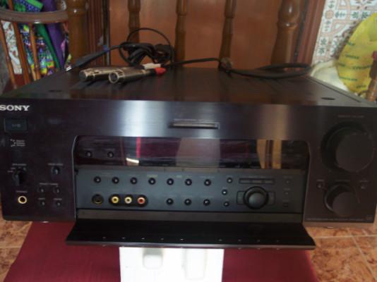 CAMBIO/VENDO AMPLIFICADOR SONY AUDO/VIDEO Mod. STR-DB 830