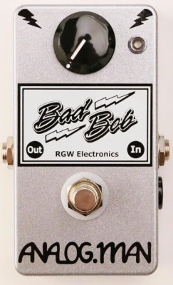 Pedal boost Bad Bob de Analog.man