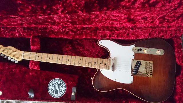 RESERVADA Fender Telecaster 2013 Edición Limitada Select