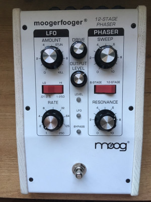 Moog Moogerfooger 12-Stage Phaser [Envío incluido]
