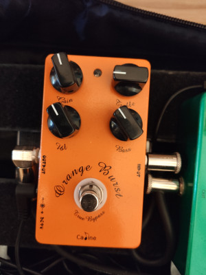 Caline CP-18 Orange Burst