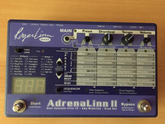 PEDALES VARIOS (Adrenalinn II, PH-3, Joyos...)