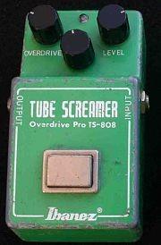 Ibanez Ts-808 ( años 80-81)