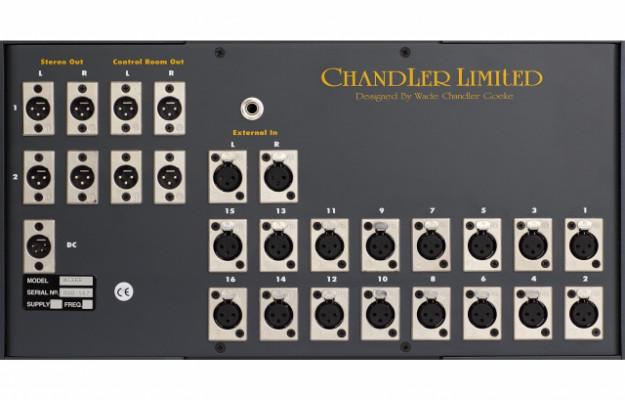 Chandler Mini Mixer Rack 16 Canales