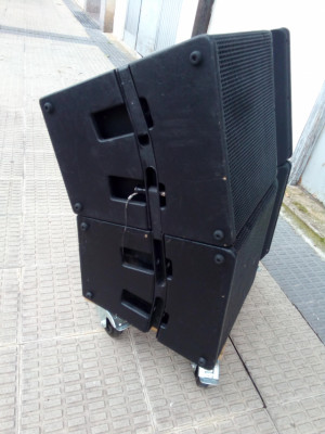 LINE ARRAY AUDIOPHONY CURVE12
