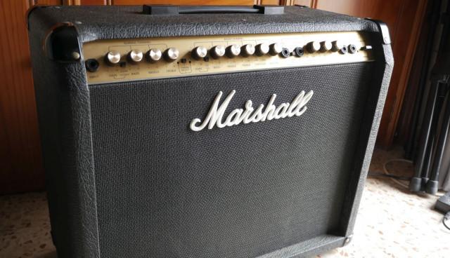 Marshall Valvestate 8080 (95, poco uso)