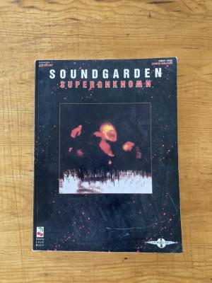 Tablatura Soundgarden - Superunknown