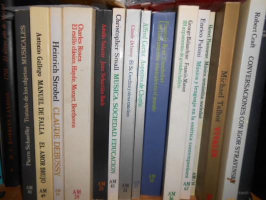 libros de alianza músical