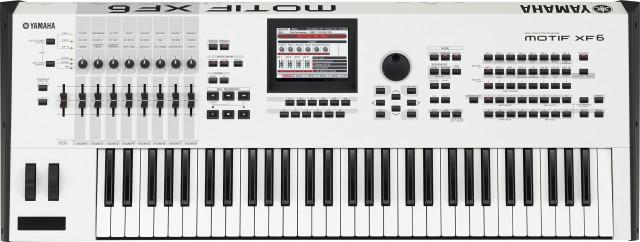 Yamaha MOTIF XF white