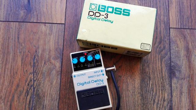 Dd3 digital delay Boss