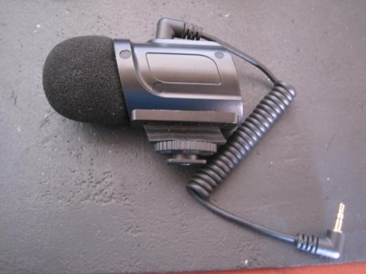 Microfono Saramonic SR-PMIC2
