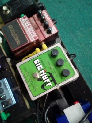 Big bass muff 65€ o cambio por...