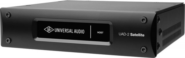 Universal Audio UAD-2 Satellite Octo