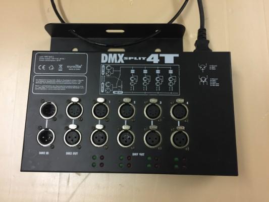 Splitter DMX 4