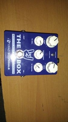 Crazyboxpedals  the box