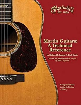 Martin Guitars:  A Technical Reference: (Hardback) Edicion de Lujo Tapa dura NUEVO
