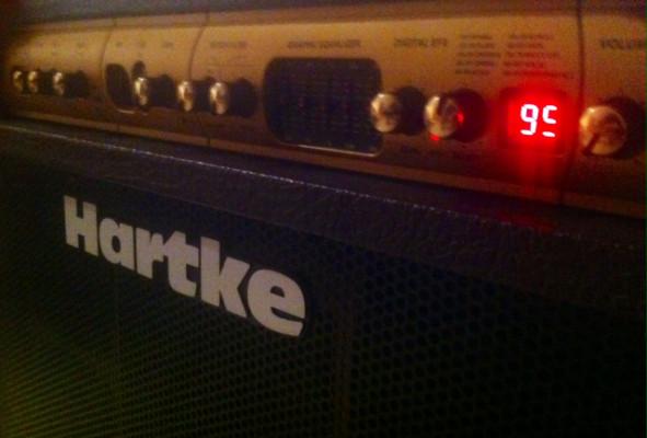 Hartke AC 150 (No AER Fender) para acústica clásica y micro