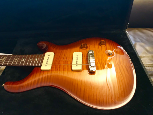 Vendo Prs Mccarty soapbar top10