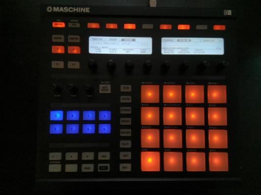 Maschine MK1 + licencia 1.8