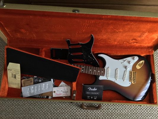 Fender stratocaster SRV signature