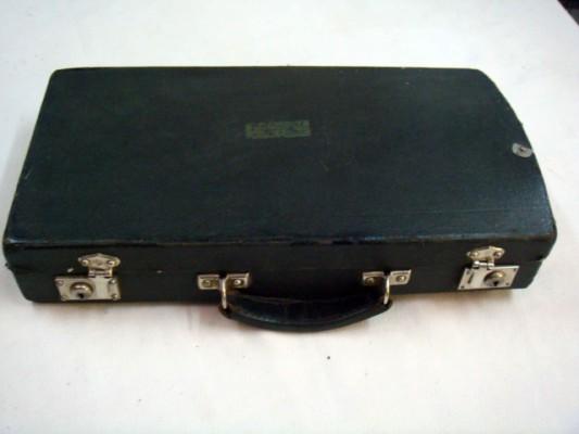 Clarinete Sib Buffet R13 de 1956