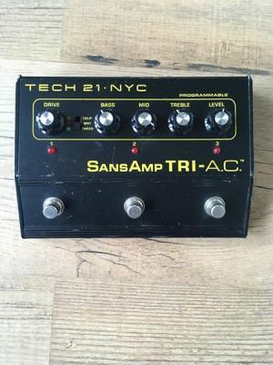 SansAmp TRI-A.C. Programable