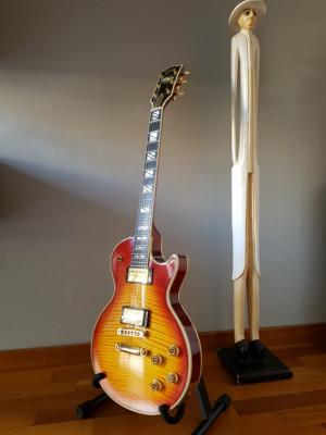 CAMBIO O VENTA-Gibson Les Paul Supreme 2004