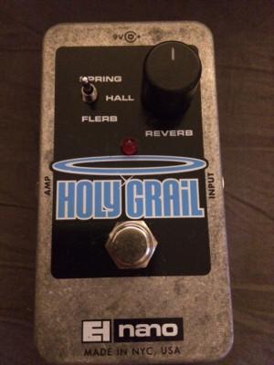 Electroharmonix Holy Grail Nano (Reverb).ENVÍO INCLUIDO