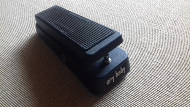Pedal Dunlop Crybaby