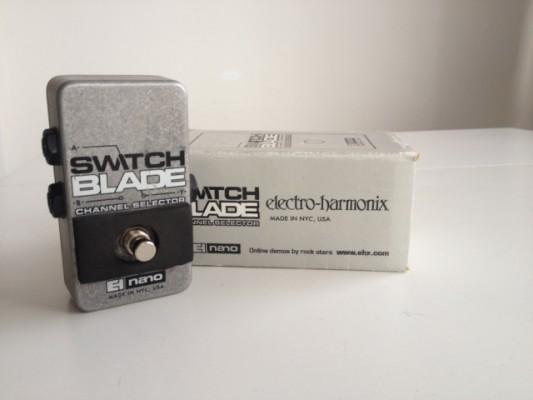 PEDAL SWITCH A/B - SWITCH BLADE de Electro Harmonix U.S.A.