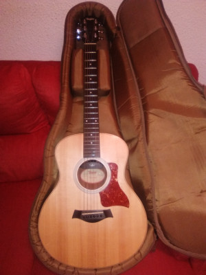 Guitarra acústica taylor gs mini