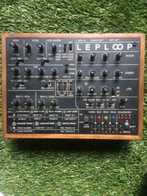 Leploop mk1 analog groovebox