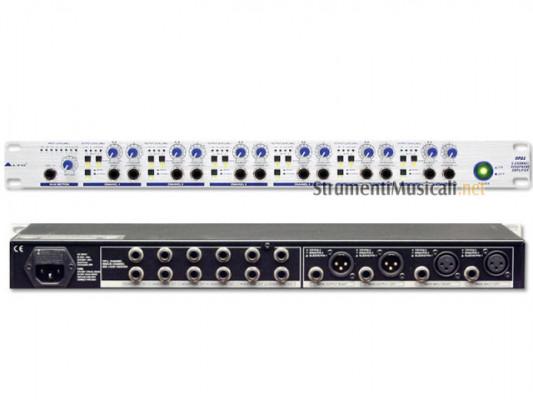 ALTO HPA 6 Amplificador de auriculares de 6 canales.