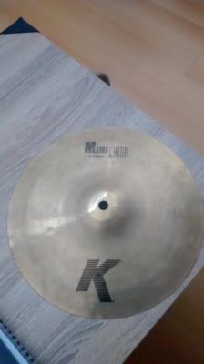 """Zildjian K 14"""" Mini China reparado"""