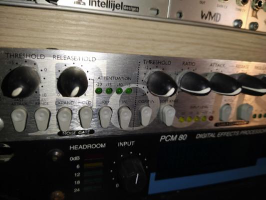 compresor Focusrite Compounder