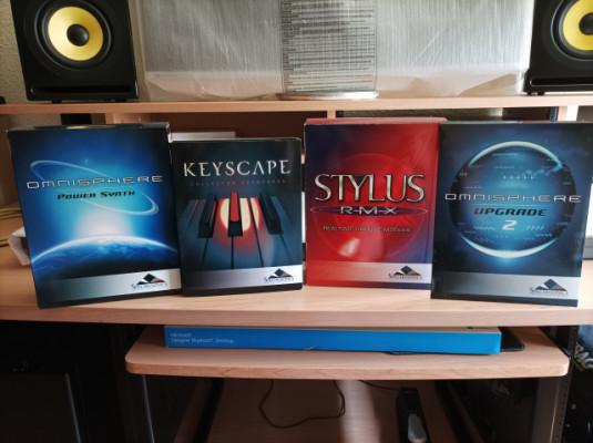 Spectrasonics - Omnisphere 2 - Stylus RMX - KeyScape