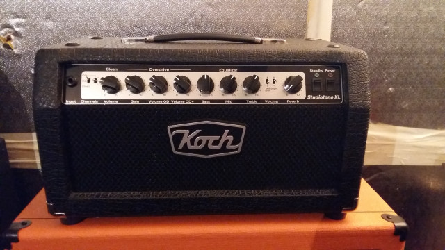 Koch studiotone xl head 40w