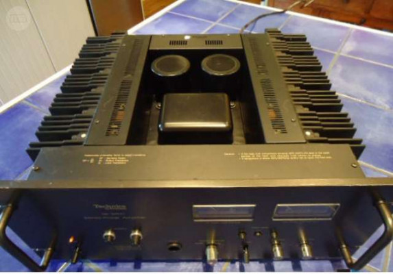 Reparacion HiFi, amplificadores, equipos de sonido