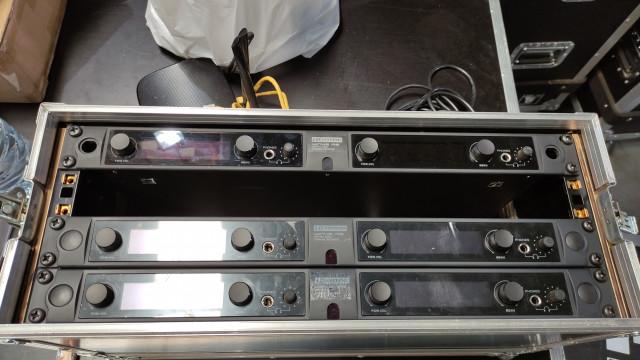 Sistema doble inalambricos LD SYSTEM WIN42