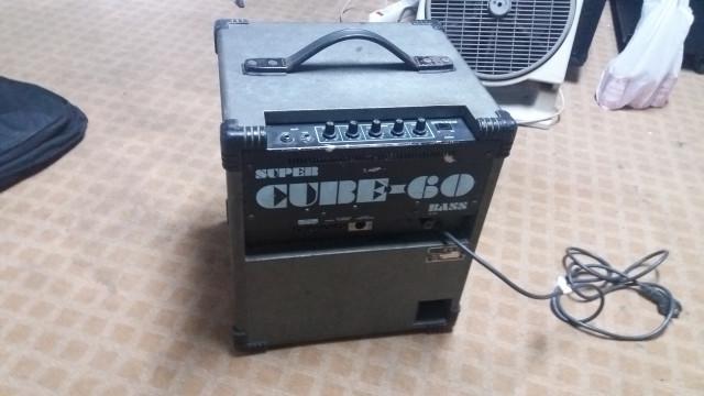 Roland Supercube Bass 60