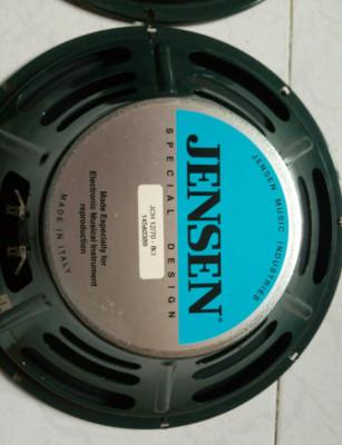 Altavoces Jensen 12/70   vendo o cambio