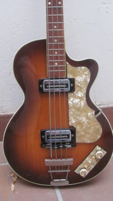 1967 Höfner Club Bass original