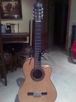 Guitarra alhambra 3f cwt
