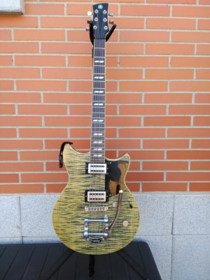 Guitarra Yamaha RevStar RS720 Ash Grey