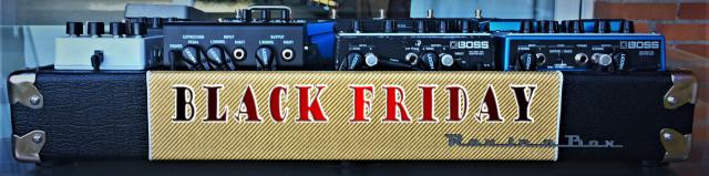BLACK FRIDAY: DESCUENTO 11% hasta el 11/11 en Pedaleras Custom Rox in a Box !!!
